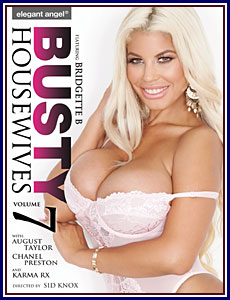 Busty Housewives 7 Porn DVD