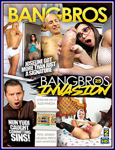 Bang Bros Invasion 25 Porn DVD
