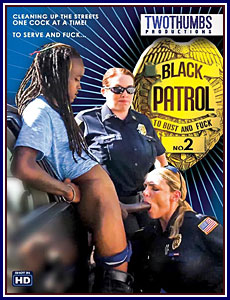Black Patrol 2 Porn DVD