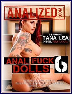 Anal Fuck Dolls 6 Porn DVD