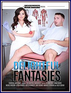 Delightful Fantasies Porn DVD