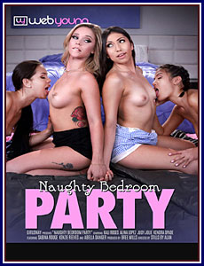 Naughty Bedroom Party Porn DVD