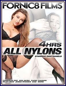 4 Hrs All Nylons Porn DVD