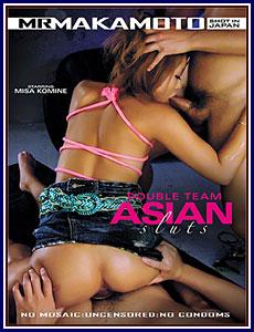 Double Team Asian Sluts Porn DVD