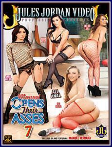 Manuel Opens Their Asses 7 Porn DVD