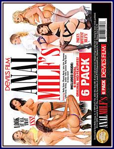 Devil's Film: Anal MILF's 6-Pack Porn DVD