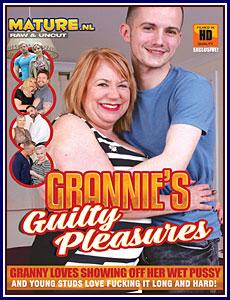 Grannie's Guilty Pleasures Porn DVD