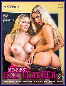 My First Sex Teacher 61 Porn DVD