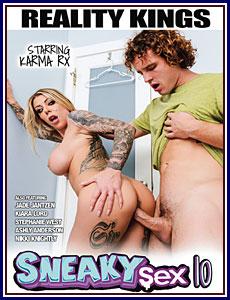 Sneaky Sex 10 Porn DVD
