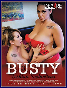 Busty Lesbian Seductions 3