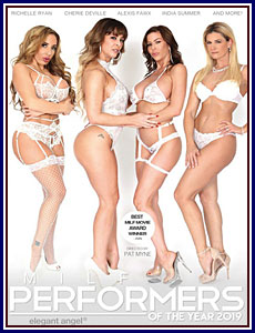 MILF Performers of the Year 2019 Porn DVD