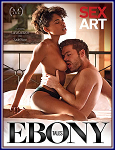 Ebony Tales Porn DVD