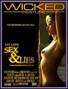 Sex and Lies Porn DVD