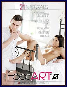 Foot Art 13 Porn DVD