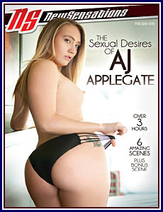 The Sexual Desires of AJ Applegate Porn DVD