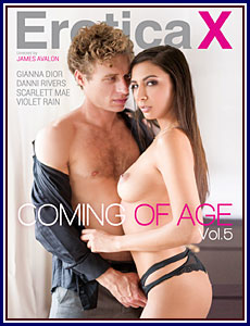 Coming of Age 5 Porn DVD