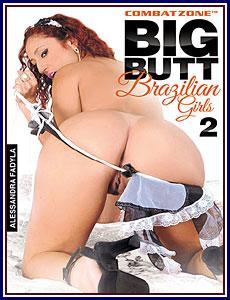 Big Butt Brazilian Girls 2 Porn DVD
