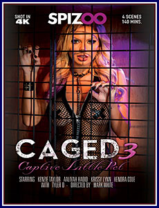 Caged 3 Porn DVD