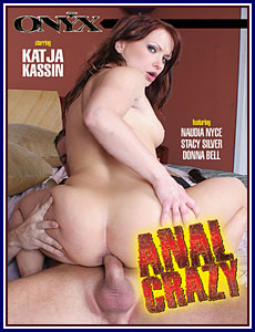 Anal Crazy Porn DVD