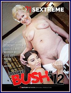 Grandma's Bush 12 Porn DVD