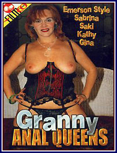 Have anal qween granny has got!