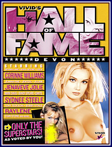 Hall Of Fame Devon Porn DVD