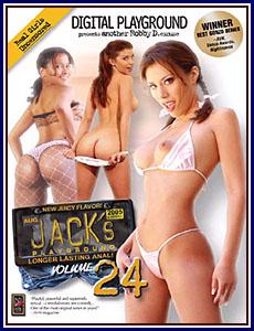 Jack's Playground 24 Porn DVD