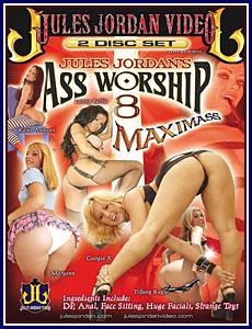 Ass Worship 8 Porn DVD