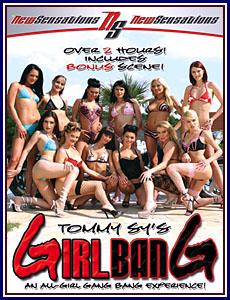 Girl Bang Porn DVD
