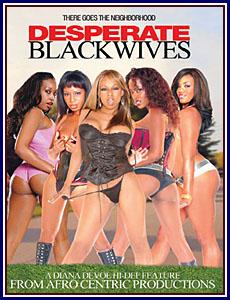 Black housewives porn