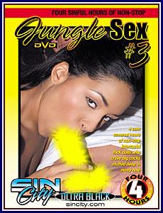 Jungle Sex 3 Porn DVD