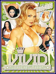 Vivid Superstars Devon Porn DVD