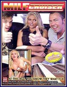 MILF Cruiser Porn DVD