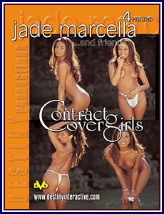 Contract Cover Girls - Jade Marcella Porn DVD