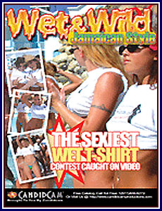 Wet and Wild Jamaican Style Porn DVD