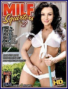 MILF Squirters 2 Porn DVD