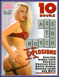 Ivory Angels - Ass To Mouth Explosions Porn DVD