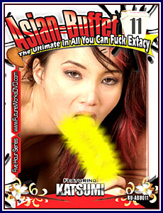 Asian Buffet 11 Porn DVD