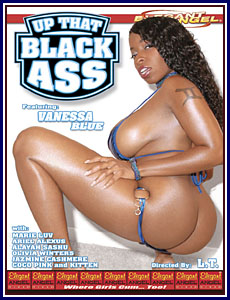 Up That Black Ass Porn DVD