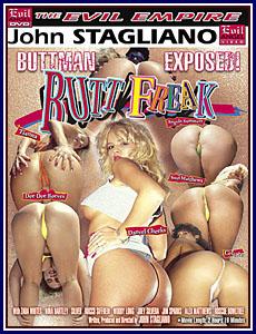 Buttman's Butt Freak Porn DVD