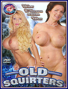 Old Squirters Porn DVD