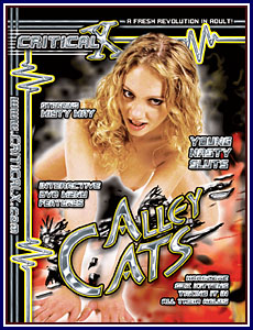 Alley Cats Porn DVD