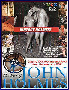 Best of John Holmes Porn DVD