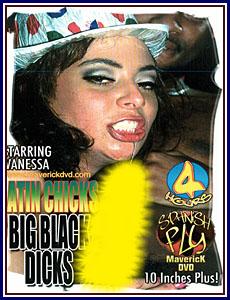 Spanish Fly - Latin Chicks Big Black Dicks Porn DVD