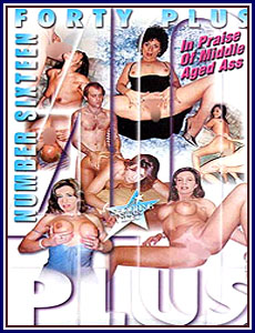 Forty Plus 16 Porn DVD