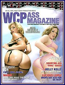 WCP Ass Magazine Porn DVD