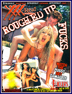 XXX Real - Roughed Up Fucks Porn DVD