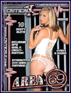 Area 69 Porn DVD