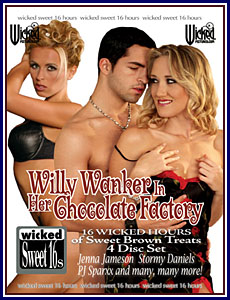 Willy Wanker In Her Chocolate Factory Porn DVD