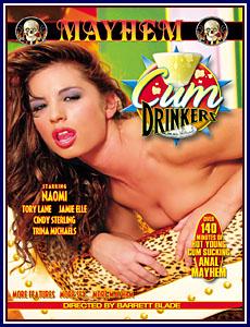 Cum Drinkers Porn DVD